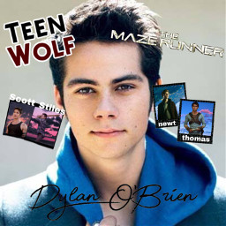 teenwolf stiles themazerunner thomas freetoedit