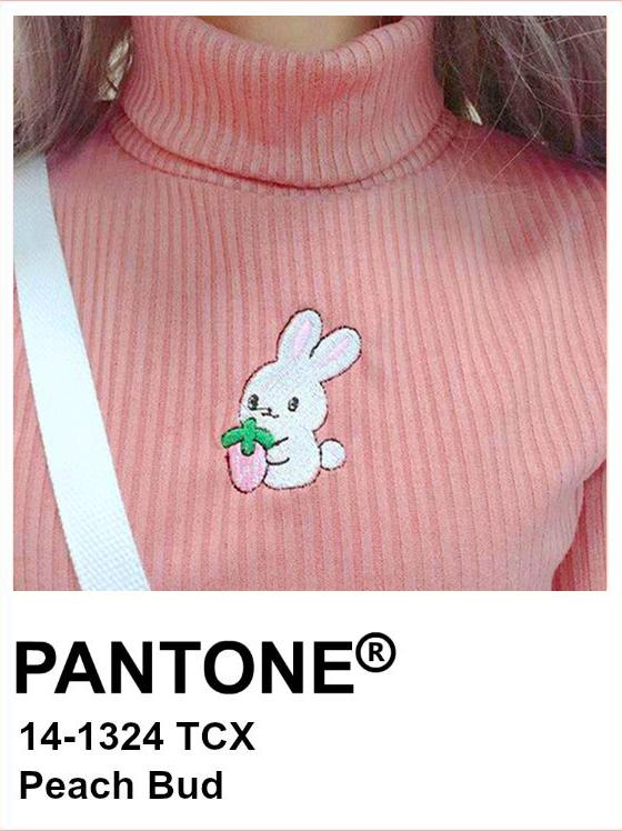 #aesthetic #peachy #peach #pantone #square #pinky #pink #bunny #bunnie #dudapeachy #soft #softgirl #baby #babygirl #cute #kawaii