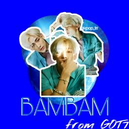 bambamgot7 got7bambam got7 bambam