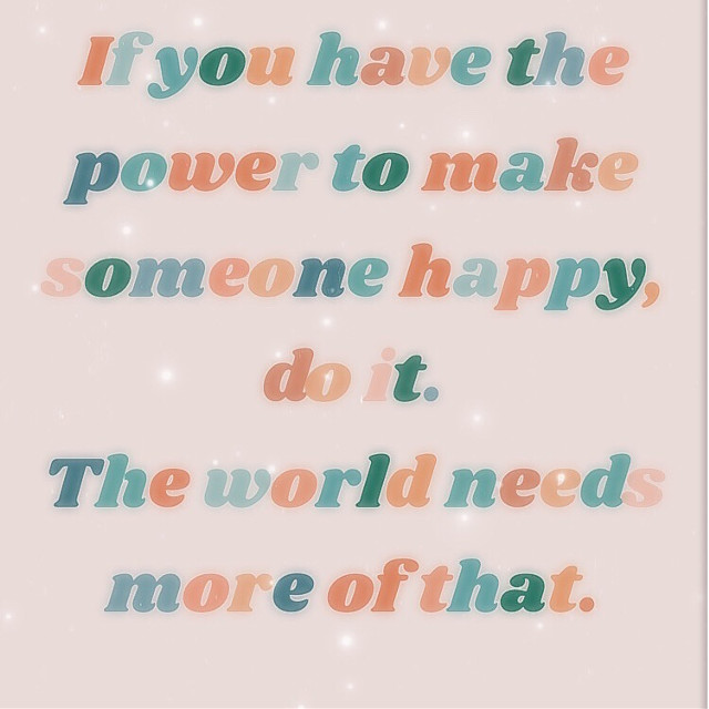 #freetoedit #quotes #benice #makesomeonehappy #aesthetic #passiton