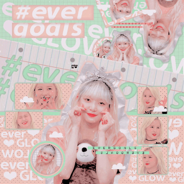 Prohibido el uso personal 🍒 #everglow #eu #onda #edit #pastel #soft #cute #amino