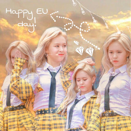 happyeuday eu expeciallyforu everglow simplebutcute