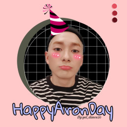 freetoedit kwakaron happyaronday aron aron곽영민