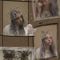 freetoedit collage collages collageart billieeilish