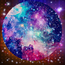 freetoedit preety planet solarsystem glittery