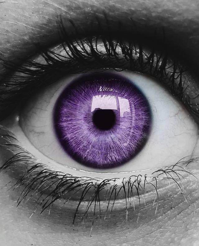 @gizemlikiz126 slaying the Color Splash effect 💜👁 #colorsplash #purple #eye #eyeedit #purpleaesthetic #freetoedit