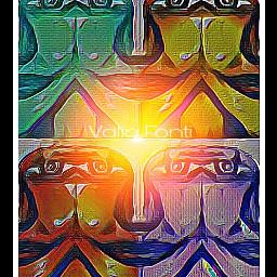 art artistc face mask