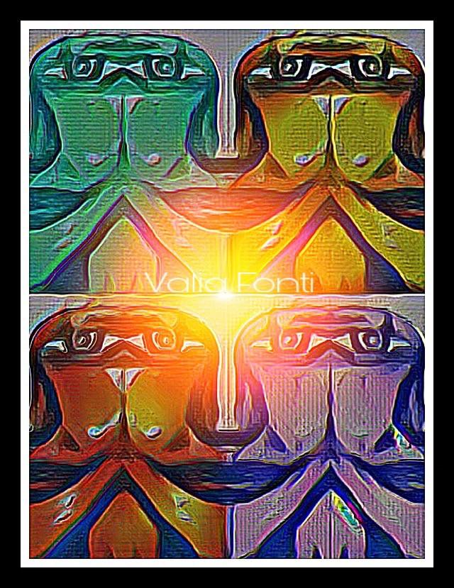 #art #artistc #face #mask