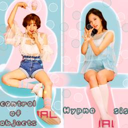 mina chaeyoung twice kpop once freetoedit