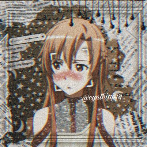 🌼𝙰𝚜𝚞𝚗𝚊 𝚈𝚞𝚞𝚔𝚒🌼 •••••••••••••••••••••••••••••••••••••••••••••••••••••••••• 💫#asunayuuki #asunasao #asuna #sao #swordartonline #anime #animegirl #animeedit #aestheticanime #animeicons #animeicon #cutegirl #cute #chicaslindas #chicasanime #chicas♡ #icon #icons #vivaelanime #japan #japon #animelover #meitu 💫