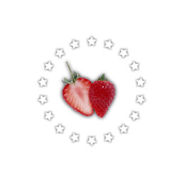 freetoedit png overlay strawberry strawberries