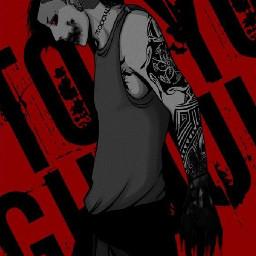 tokyoghoul anime ghoul animeboy animegirl