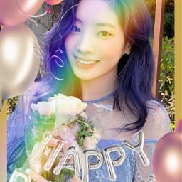 freetoedit happybirthday dahyun