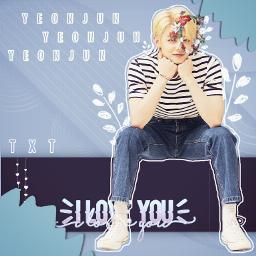 freetoedit yeonjun txt home edit tag🌟 @bxbble-