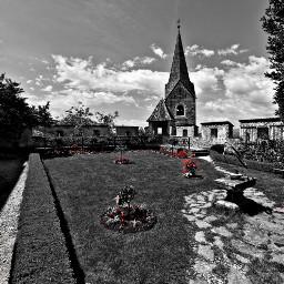 garden castle church blackandwhite oldbuilding
