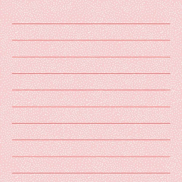 note write pink paper