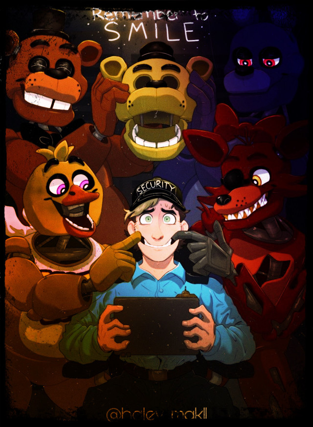 So my Fnaf posts have been really popular so im gonna stick to these for a while but I am also gonna try one more new edit later today. Love you guys!  #fnaf #fnafsisterlocation #fnaf2 #fnaf3 #fnafedit #fivenightsatfreddys #freetoedit