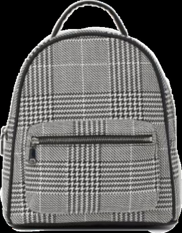 #freetoedit #backpack #kratka #black #grey #white
