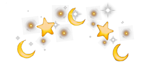 freetoedit yellow желтый ободок звезды