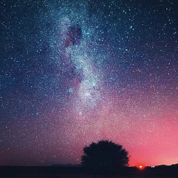 picsart remixit freetoedit milkyway stars
