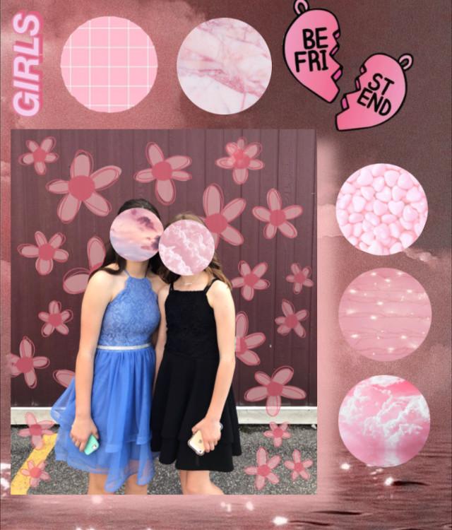 #edit #bff #bestfriends #collage  #freetoedit