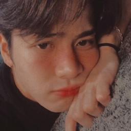 freetoedit jacksonwang boy like aesthetic