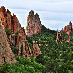 freetoedit nature rockformations gardenofthegods colorado