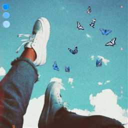shoes blue vsco astheticallypleasing free2edit freetoedit