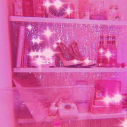 freetoedit pink 90s 90saesthetic bling