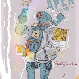 apexlegends apex legends pathfinder pathfinderapexlegends freetoedit