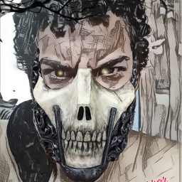 terror mascaras freetoedit