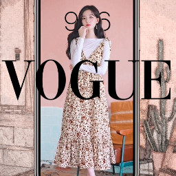 freetoedit vogue fashion magazine iphone