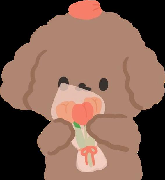 ♡.♡   #freetoedit #cute #kawaii # doodle #doodles #soft #dog