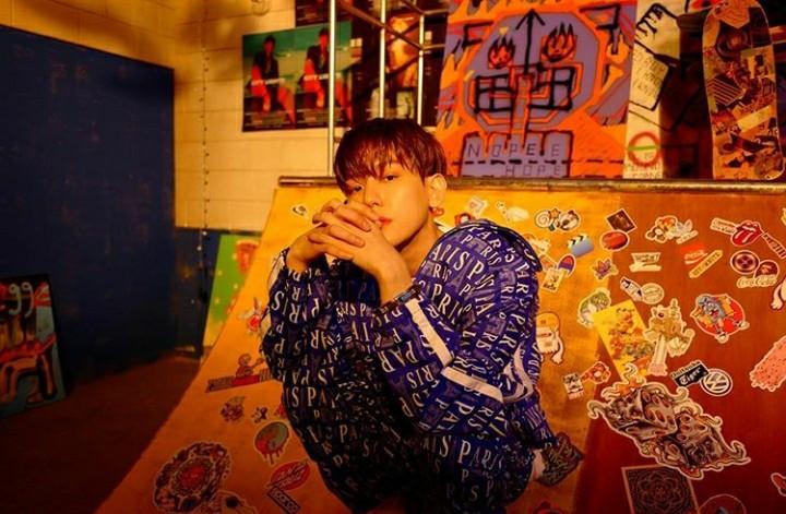 #candy  -BaekHyun  @hi_sseulgi_ @weareone__exo   @ttodayis_wendy @jenniekim_official @somin__jeon0822