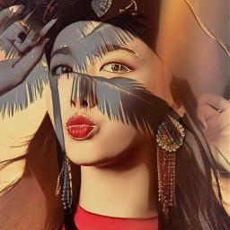 twice nayeon twicenayeon effects mask freetoedit