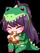 jade aligator sleepover inquisitormaster freetoedit