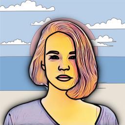 art happy sketchbook autodesksketchbook picsart freetoedit