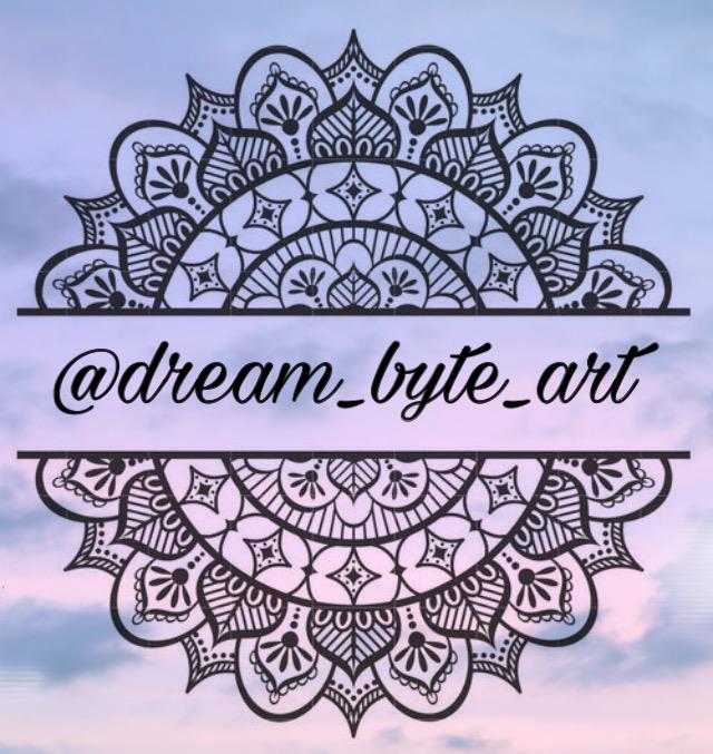 New logo to my instagram page🔥😍#new #logo #instagram #artistoninstagram #mandala #doodles #freetoedit