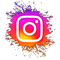 instagramlogo instagram logoinstagram logo splash freetoedit