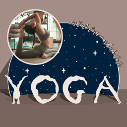 replay yoga yogaday replays frame freetoedit ftestickers