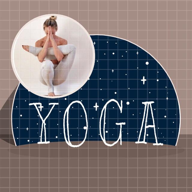 #yogatime! #healtylife #yoga  #freetoedit kaynak: @meeori
