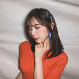 채연 아이즈원 이채연 이채연보정 보정