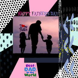 freetoedit happyfathersday fathersday fathers