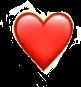 freetoedit iphone emoji iphonemoji heart