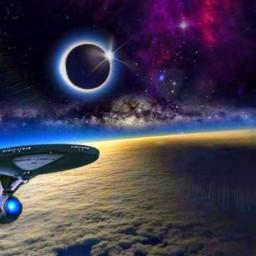 freetoedit spaceexploration spaceconqueror starship enterprise