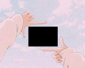 freetoedit frame aesthetic anime
