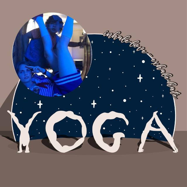 #strangerthings #strangerthingsedit #robin #dustin #yoga :D #freetoedit