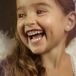 freetoedit dimple girl beautiful beauty pcbeautifulbirthmarks ircfanartofkai