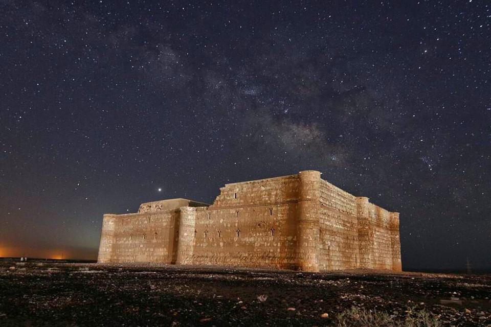 #freetoedit #myphotography #Stone #desert #night #stars@e7ssan12