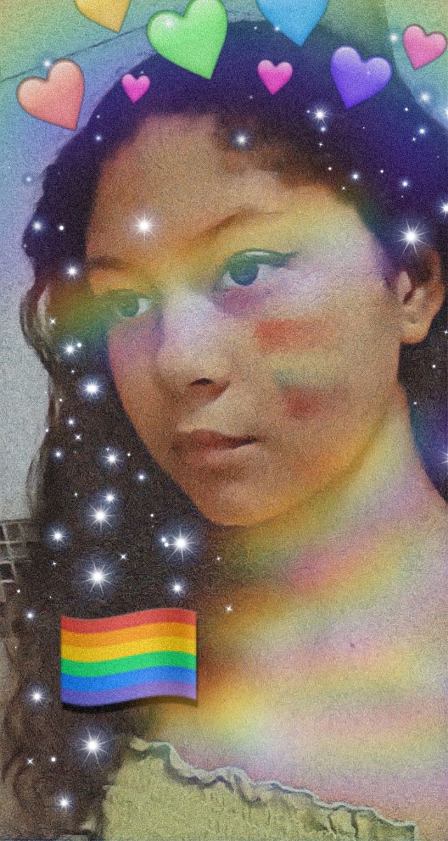 #freetoedit #pridemonth #loveislove🌈